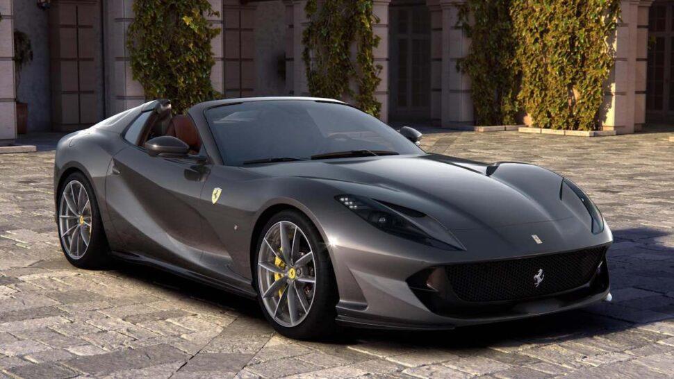 Ferrari stellt 812 vs an treue Kunden ein